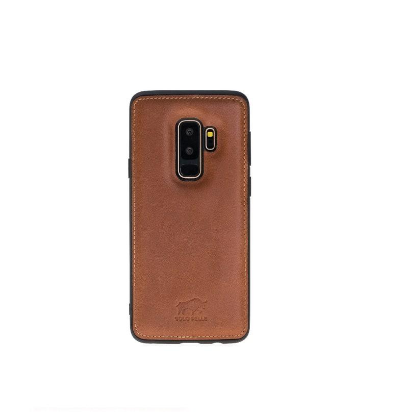 size 40 16fd7 6a994 Solo Pelle Samsung Galaxy S9+ Case, Samsung s9 plus case, s9 plus cover,  leather s9 plus case, Personalised S9 plus case, leather cover S9P