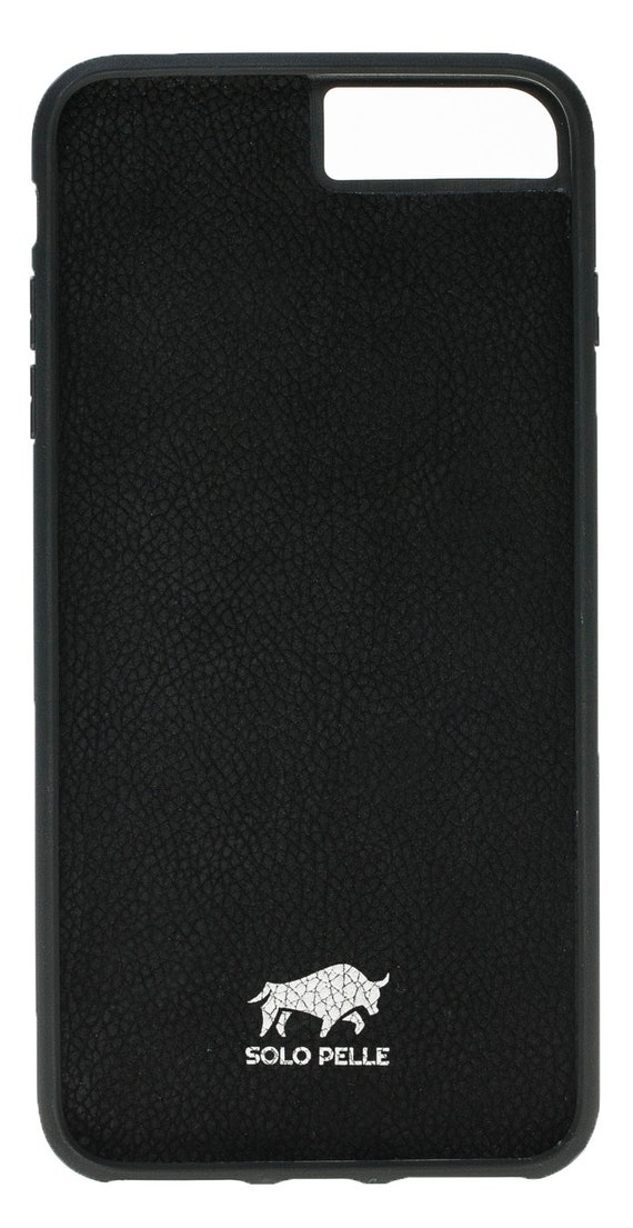 comprare on line bb6d7 5502f Solo Pelle iPhone 8 Plus Case, iphone 7 plus cover, Leather iphone case,  Slim Leather İphone 7 plus case, Gift for her, Case for iPhone 8+