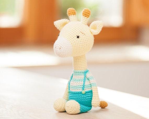 little bear crochetters patron girafa amigurumi | Amigurumis ... | 456x570