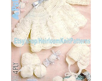 Patons Baby Layette in 4ply