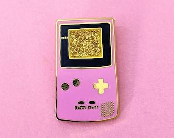 Gamer Fur Enamel Pin