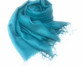 1c83bd94dc4 Silk pashmina   Etsy