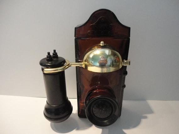 Vintage Avon Telephone Perfume Bottle
