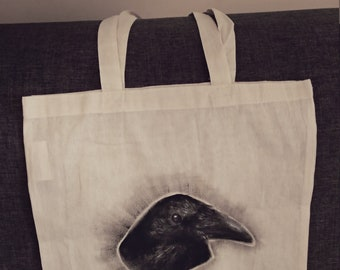Crow, raven, darkness, love to be a specific, gift, personalised, unique