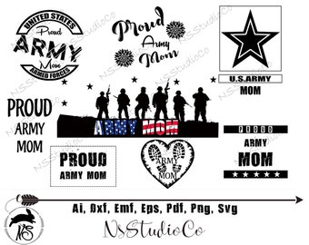 Dad SVG / Soldier SVG File / Fathers Day SVG / Military
