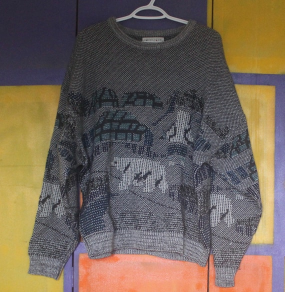Jantzen Polar Bear Sweater