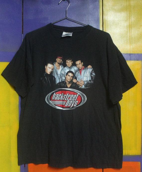 Backstreet Boys tour shirt