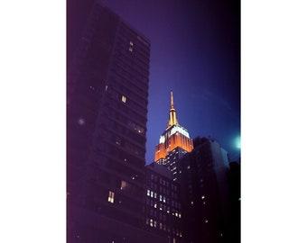 Empire State of Mind, Fine Art Photography, Portrait, New York City