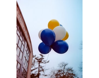 Rise, Fine Art Film Photography, Portrait, New York City