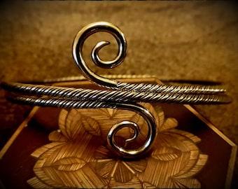 Viking Celtic Arm Ring