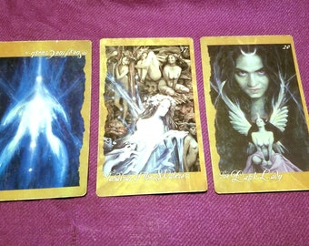 3 Card Oracle Reading