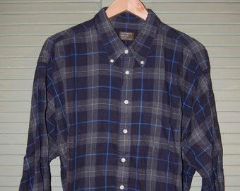 Gitman Bros. Plaid Shirt/ 2X