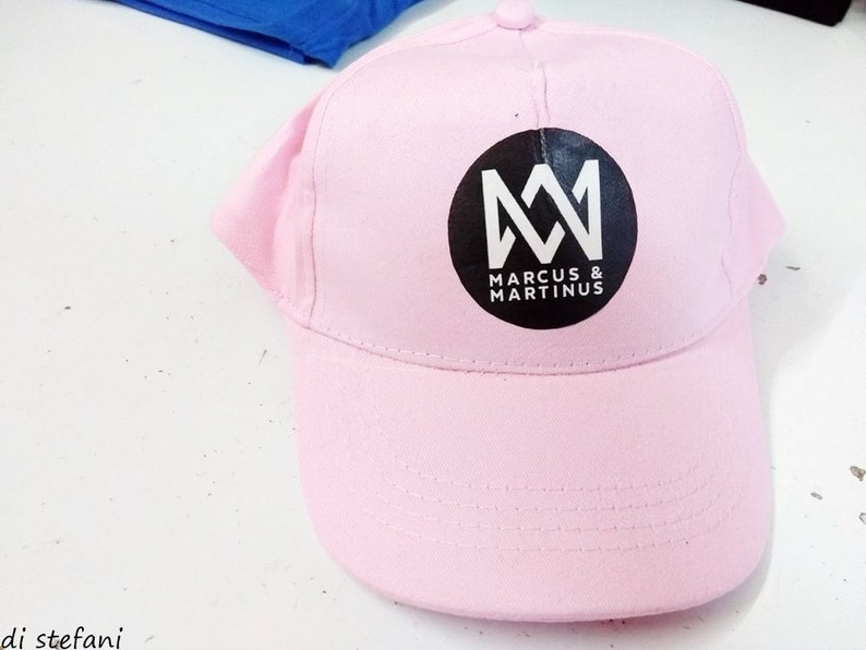 d93f36963 Marcus and Martinus logo hat MMer's fans special gift | Etsy