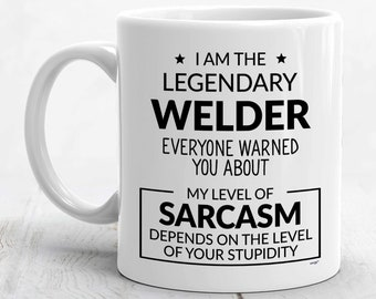 Welder Gifts Welder Definition Gifts for Welders Coffee Mug Tea Cup