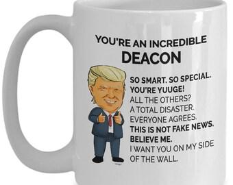 Deacon gift | Etsy