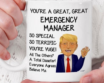 Mug Great Birthday Christmas Jobs Details about  /CUSTOMER SERVICE REP Gift Funny Trump