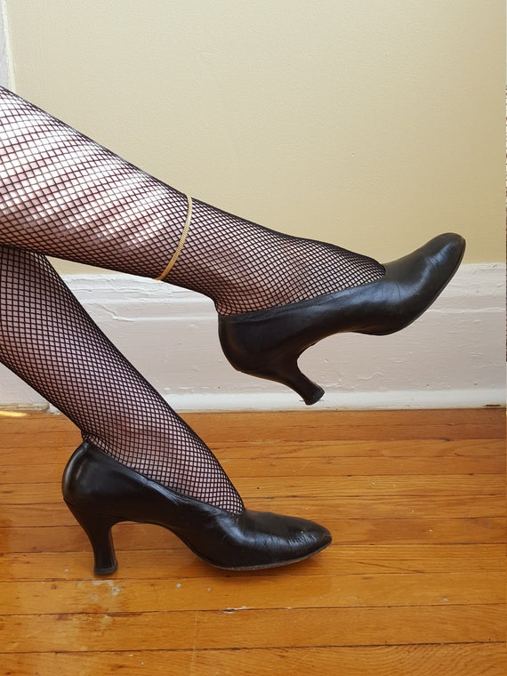 1930s art deco high heels size 8