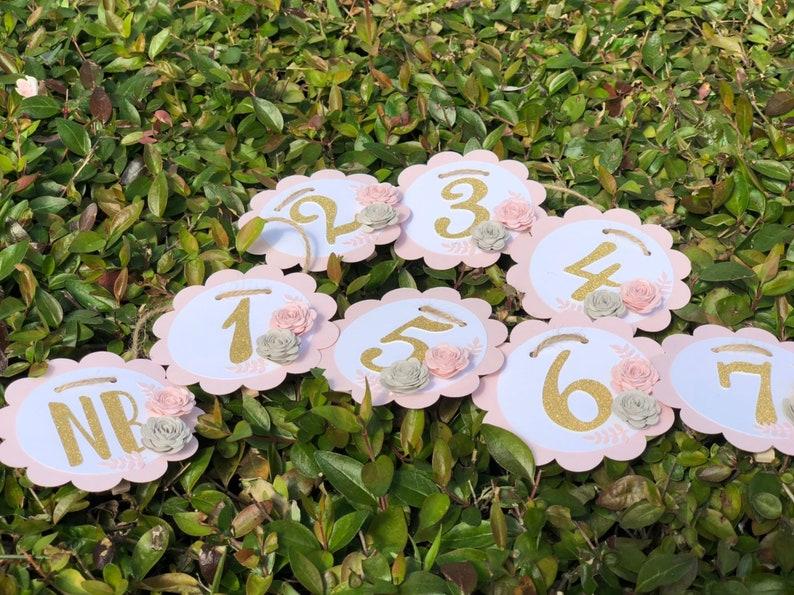 Floral milestone banner boho milestone banner floral milestone banner boho party