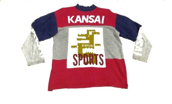 Vintage Kansai Sports Kansai Yamamoto Sweatshirt/K
