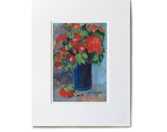 The Red Bouquet