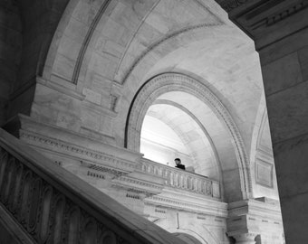Solitude, Gallery of the NYC Public Library