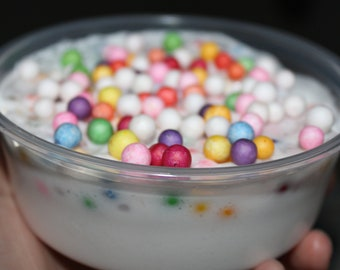 Unicorn cereal slime etsy unicorn cereal slime scented unicorn cereal floam slime scented unicorn cereal slime scented floam slime crunchy slime slime shop ccuart Image collections