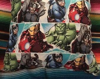 Avenger pillow