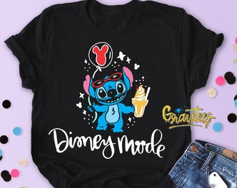 04b375a59d7 Lilo and stitch shirt