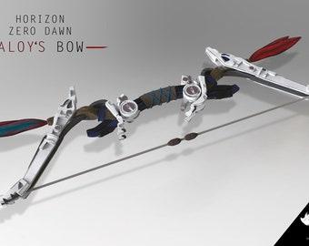 Horizon Zero Dawn Aloy's Bow 3D Printed Kit