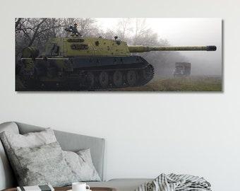Panzer E100 German Wehrmacht, poster poster, German tank tank fight wagon, World War Two