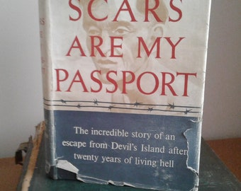 Scars Are My Passport