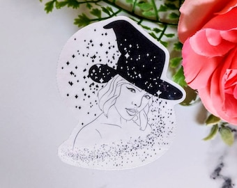 """LIMITED TIME 3"""" Ink Witch Sticker 