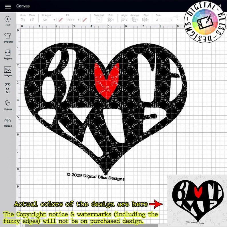 SVG Bite Me Hand Lettered Cut File Clip Art Line Art image 0