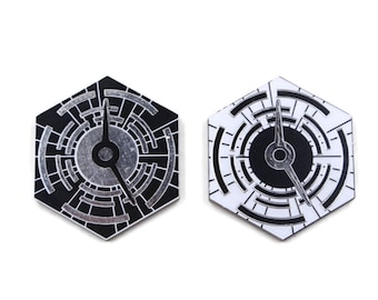 Netrunner Click Trackers  | Fan-Made Compatibles from Aurbits