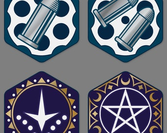 Premium Arkham Horror Ammo and Charges. [PRE-ORDER]