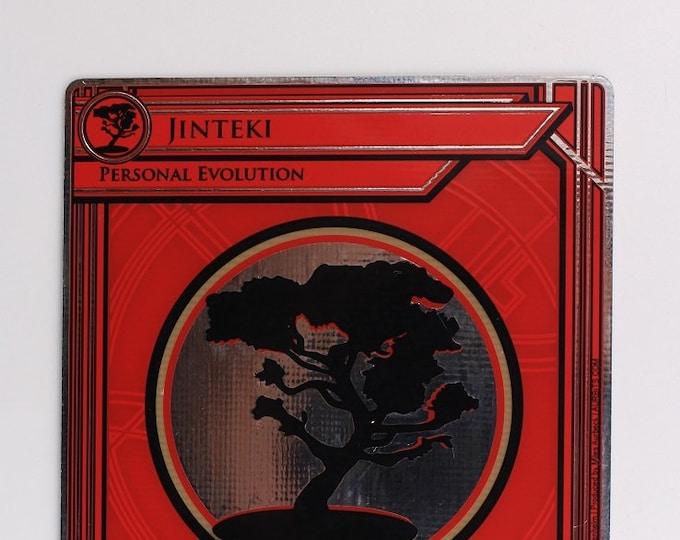 Jinteki PE Premium PCB ID [S3] Netrunner Alt-Art