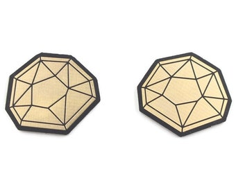 AEmber, Fan-Made Tokens Compatible with KeyForge. Gold plated Æmber supplement