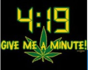 4:19 Give me a minute