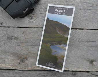 Field Guide to Flora of Iceland