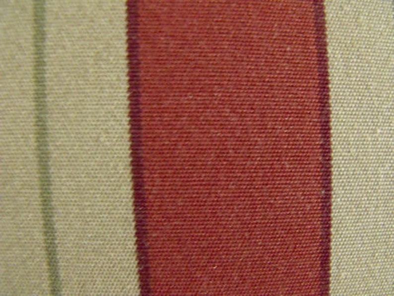 Kravet France Heavy Duty Stripe Brights and Pastels Upholstery Fabric 2 Colors