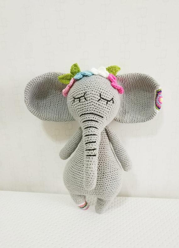 Elephant stuffed animal, crochet elephant, elephant toy, elephant lovers,  kids toy, elephant plushie, plushie toys   Elephant stuffed animal, Crochet  elephant, Dinosaur toys   789x570