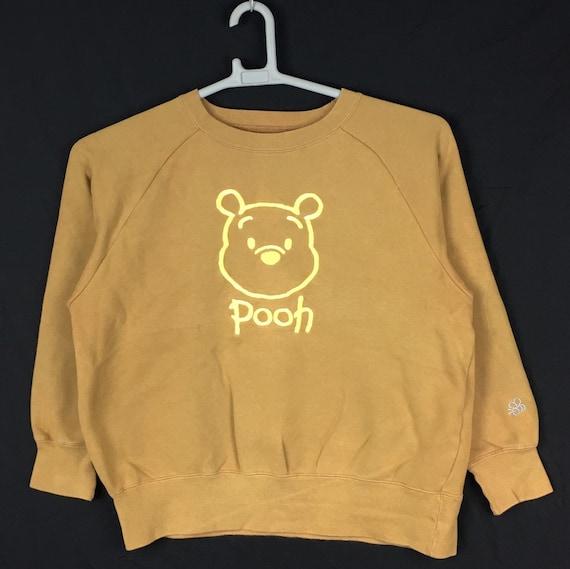 Vintage Pooh Cartoon Sweatshirt