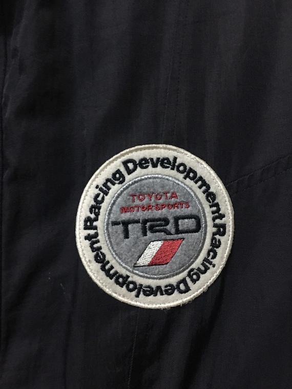 Vintage Toyota TRD Toyota Motor Sport Racing Team… - image 3