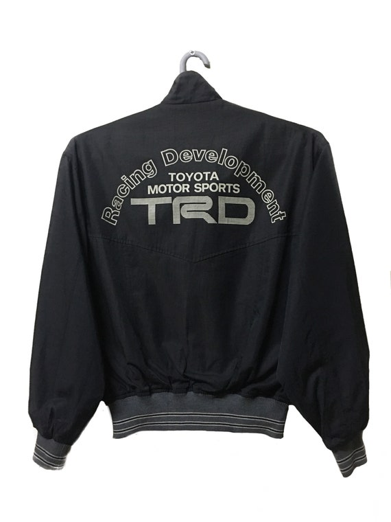 Vintage Toyota TRD Toyota Motor Sport Racing Team