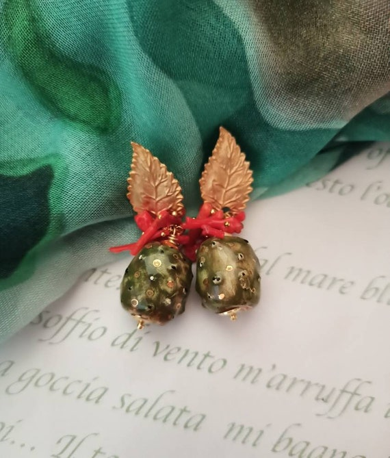 Sicily Ceramic Prickly Pear