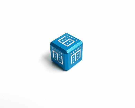 Bleu de la mer - dés sélection par NERO Dice