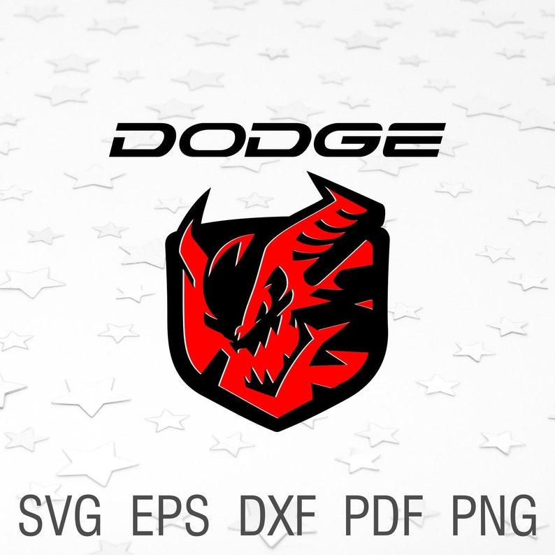 Dodge Ram Logo Svg