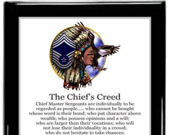 Airman S Creed Etsy