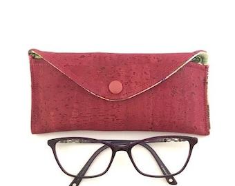 f25dff11643e Vegan glasses case