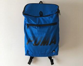 new style f54b6 79d6b Puma Sole Backpack Royal Blue